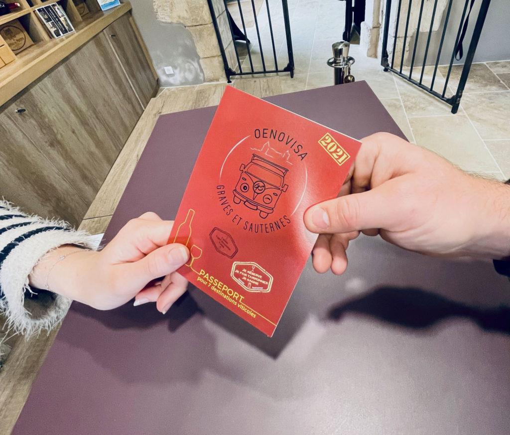 Passeport oenovisa